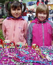 Our Youngest JewelGirls in Russia