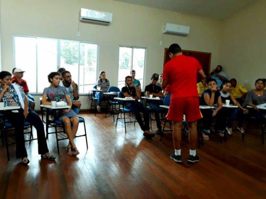 Training activities by IDESAM