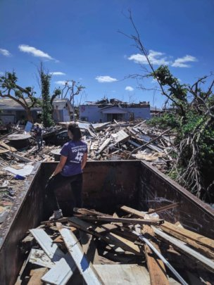 Give Direct Aid in the Wake of Hurricane Dorian