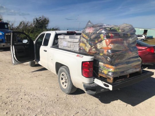 Food Delivery in Marsh Harbour Abaco