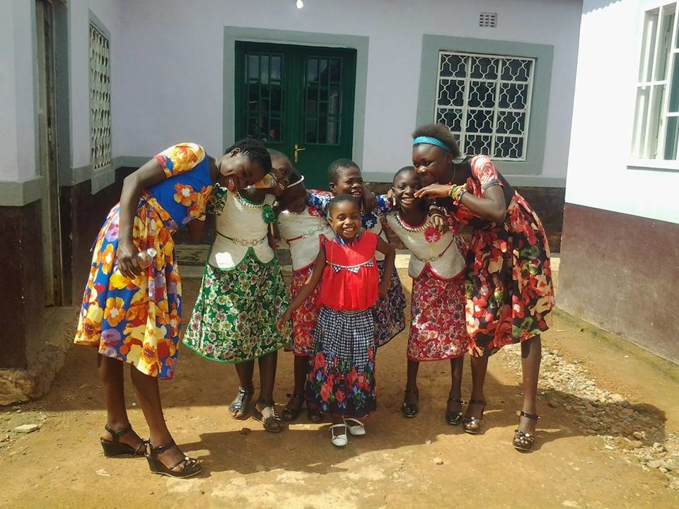 Help Street Girls in DR Congo