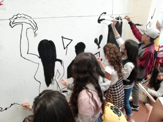 Art as a learning tool