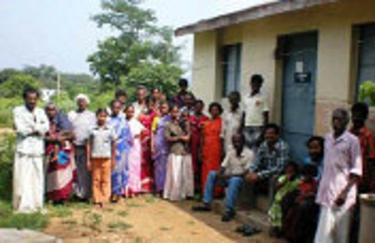 Victims tribe of human rights violence supported