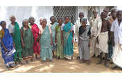 Destitute / widows womenand disabled home inmates