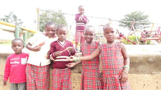 SAM's pupils waiting to return to school soon!