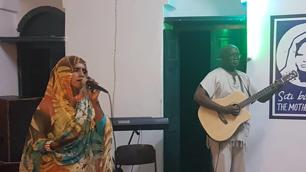 Sudanese musical guests perform at the DCMA.