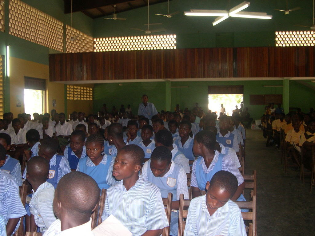 Educate 2000 Pupils on Child Rights and Abuse
