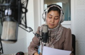 Educating Afghans through the Radio
