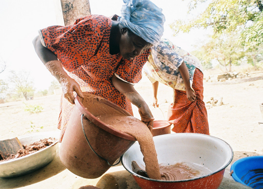 Help 120 Women in Dio Build a Shea Butter Facility