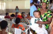 Down syndrome training for parents in Rwanda