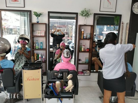 Free Haircuts for all bargirls