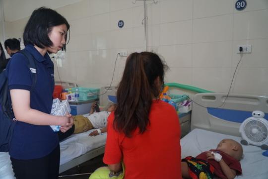 Photo 2- First trip to K hospital