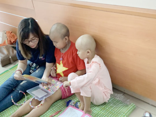 Photo 3 - Second trip to K hospital