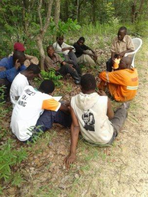 Men take action groups