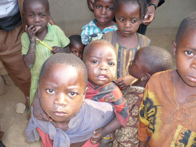 Asissting Vunerable children in Rural Cameroon