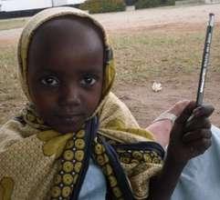 Khadija- young patient at Ward III