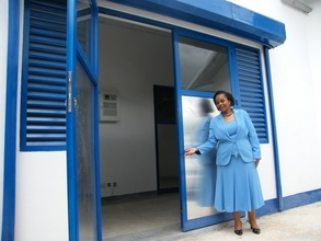 Mama Temu welcomes you to the factory