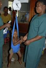 Weighing to Identify Malnutrition