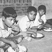 Feeding the Children