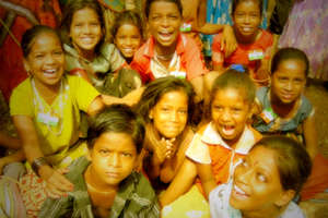 Providing education to 100 child Labour in India