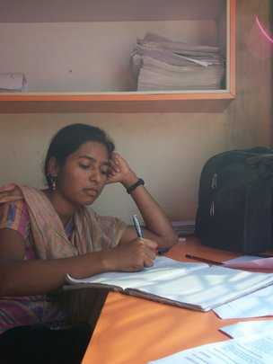 Internship program for marginalized youth in India
