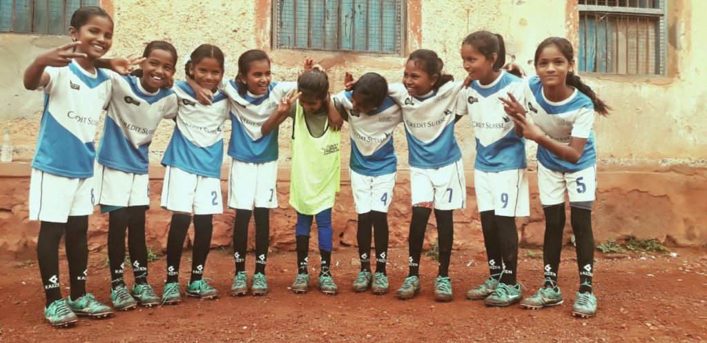 Support 500 girls in India through football!
