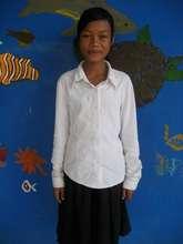 Channa - A potential scholarship recipient