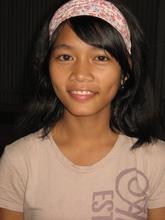 Sokha - A New CCEdFund Scholarship Recipient
