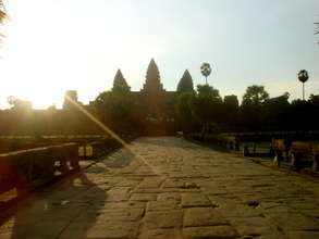 Cambodia's Magnificient Angkor Wat