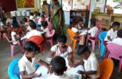 Taking Care of 50 Vulnerable Sri Lankan Children
