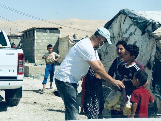 Ari - Bardarash Camp '20