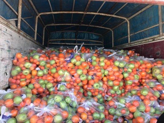Fresh fruits & vegetables - Bardarash