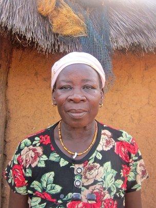 Abiba from Wambong
