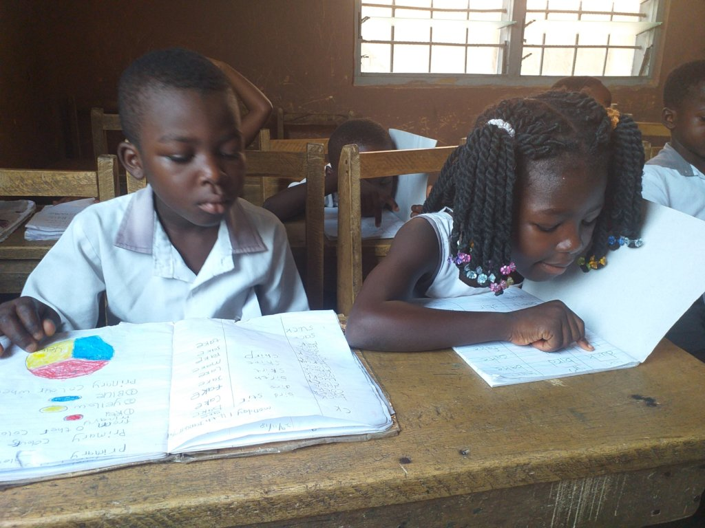 Give a Child in Ghana a Safe Place to Learn