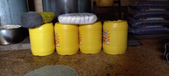 Bulk Food Purchase - Feeding Program