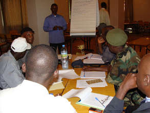 Local Military Leaders Discuss Challenges to Peace