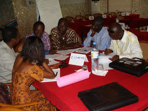 Local Leaders Discuss Obstacles to Peace in Guinea