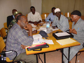 Local Elders Discuss Obstacles to Peace in Guinea