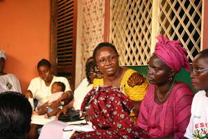 Women in Guinea-Bissau Foster Peace with Dialogue
