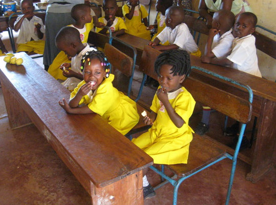 Send 200 Children to School in Rural Uganda