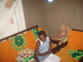Studying by solar light
