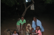 Affordable Solar Light for 12500 African Villagers