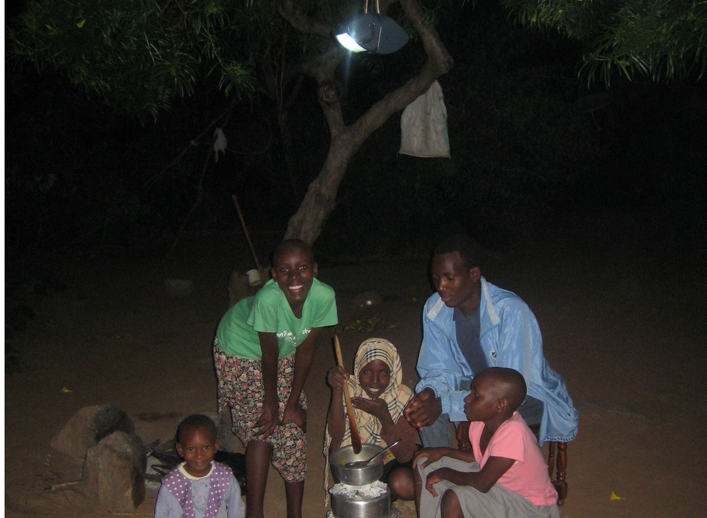Affordable Solar Light for 17000 African Villagers