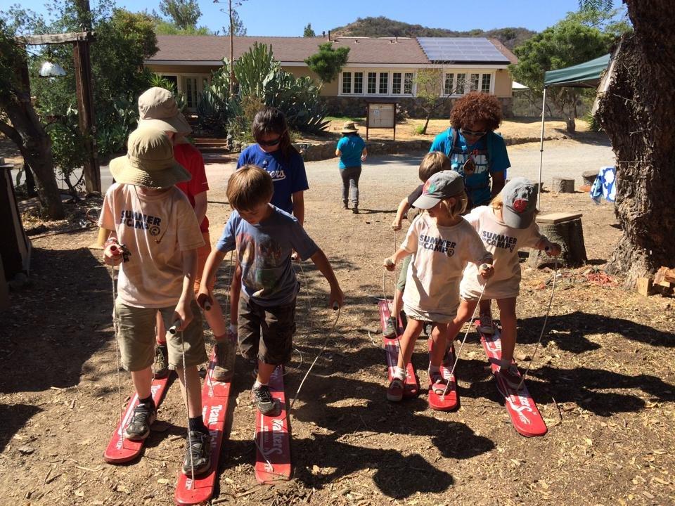 Shipley Nature Center Summer Camp