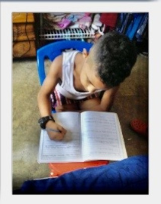 Student - home schooling