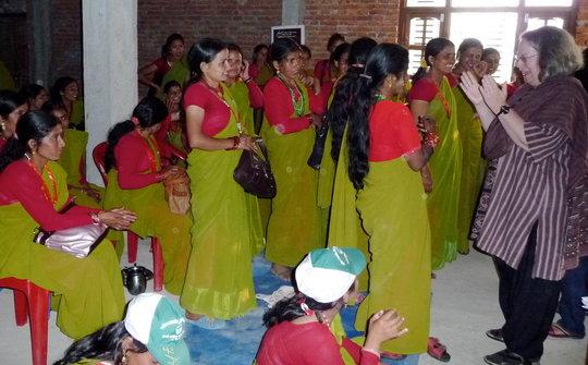 Women's Ag Coop Meeting