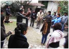 Youth Leadership Training Exercise