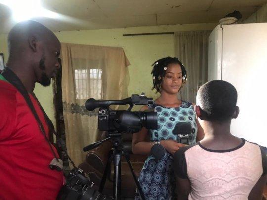 Storytelling4Advocacy of 13 Years Old Rape Victim