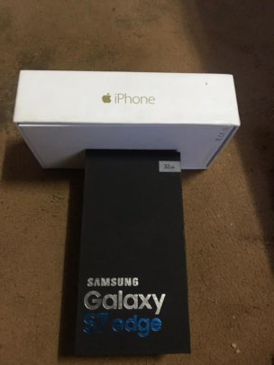 Phones Purchased from Support