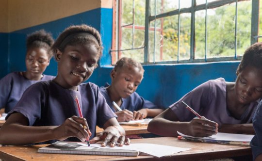 The Girl Impact: Gender Equality Project